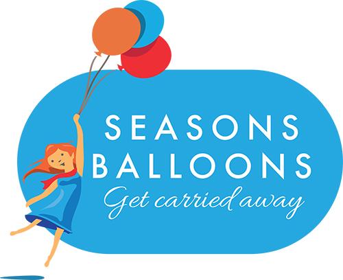 Seasons Balloons Kelso